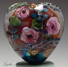 Lydia Muell Glass Beads