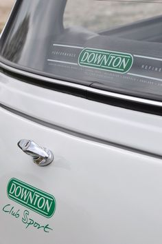 1996 Mini Cooper Downton Clubman Sport For Sale from Sussex Sports Cars