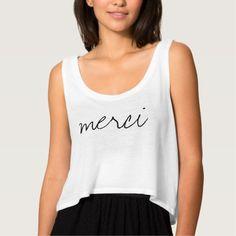 merci t-shirt, T-shirt