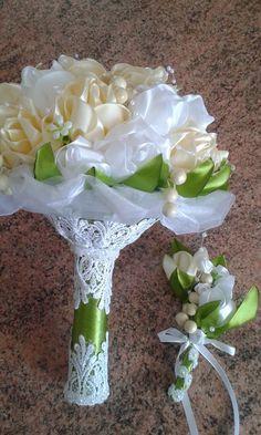 Wedding Brooch Bouquets, Corsage Wedding, Bride Bouquets, Prom Flowers, Bridal Flowers, Alternative Bouquet, Paper Flowers, Fabric Flowers, Flower Girl Basket