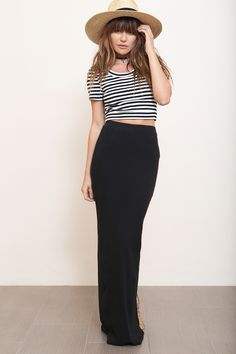 Rocking Night Tube Maxi Skirt by Minkpink - NEW ARRIVAL