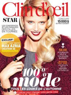 Notre numéro 100% mode de Septembre 2012