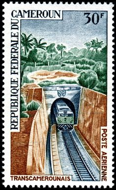 Trains on Stamps - Stamp Community Forum - Page 31