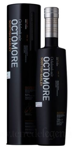 Whisky Octomore 6.1 70cl 57'