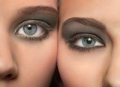 how to: smokey eyes  - day & night