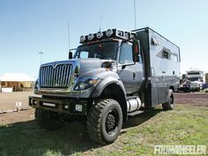 Global Expedition Vehicle  - Rigs Of Ovx 2012