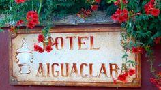 Hotel Aiguaclara, Begur.