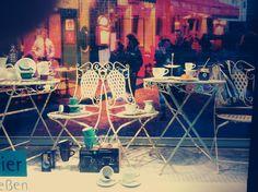 Café Sommelier in Galeria Kaufhof Hamburg, Mönckebergstraße | KAHLA Porzellan