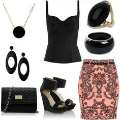 Great date outfit, or a night out on the town with the girls!