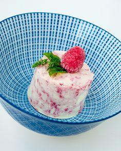 raspberry pudding pop ice cream