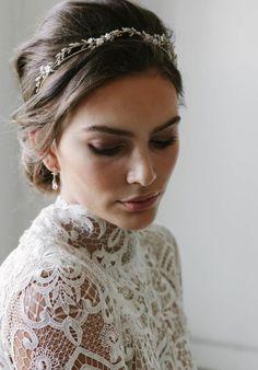 BLANCHETT delicate wedding crown 5