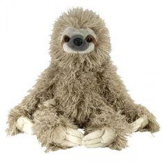 Three-Toed Sloth Stuffed Animal