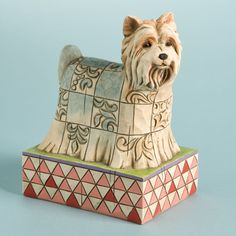 P.J.-Yorkshire Terrier Figurine