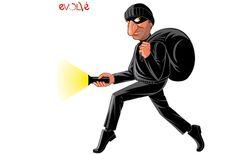 Evita i #furti in casa! Torni a casa dopo le ferie, o semplicemente la sera dopo il lavoro e trovi casa svaligiata! Immagina che shock fortissimo puoi avere. Adesso immagina quanto può essere importante per te e la tua famiglia installare un buon #antifurto Se ancora non hai installato un impianto d'allarme per la tua casa, ricordati che la prevenzione è la miglior cosa.   #ladri #sicurezza #rapina #securitysystem #alarms #home #alarmsystems #homesecurity #surveillance