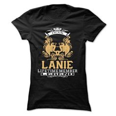 LANIE . Team LANIE Lifetime member Legend  - T Shirt, H - #tshirt headband #sweater design. ADD TO CART => https://www.sunfrog.com/LifeStyle/LANIE-Team-LANIE-Lifetime-member-Legend--T-Shirt-Hoodie-Hoodies-YearName-Birthday-Ladies.html?68278