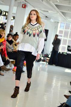 Diego-Binetti  #MercedesBenzFashionWeek #fashion #Fall2014 #FashionWeek