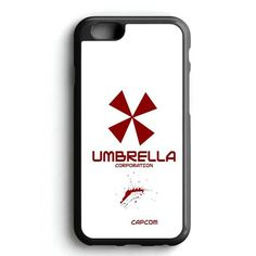 Resident Evil Umbrella iPhone 7 Case