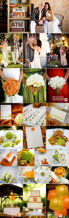 Simple Modern Wedding Flower Decor, A Memorable Wedding, and Beautiful flowers decorations and accessories.