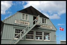 Svinkløv Badehotel- beautifull and charming by the sea and in the dunes in Slettestrand