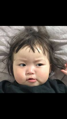 Cute Baby Meme, Cute Baby Couple, Cute Little Baby Girl, Cute Mixed Babies, Cute Asian Babies, Cute Baby Girl Pictures, Little Babies, Cute Babies, Chubby Babies