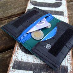 bike tube wallet