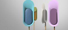 joshua han OLi bluetooth speaker system appart designboom