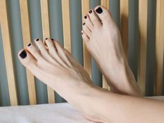 Here's a step-by-step tutorial for a professional spa pedicure at home.