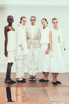 Our #NEHERA girls in the #ss15 collection