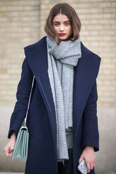 8 different ways to layer your winter outfit without looking too frumpy: