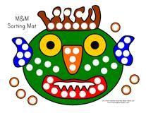 Maths ideas for Go Away Big Green Monster from makinglearningfun. Kindergarten Colors, Preschool Colors, Preschool Literacy, Preschool Ideas, Monster Activities, Kids Learning Activities, Fun Learning, Teaching Ideas, Monster Theme Classroom