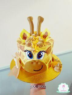 Giraffe Cake <3