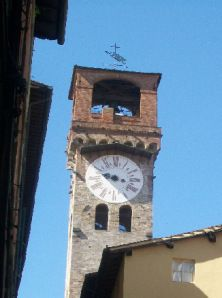 Torre delle Ore, Via Fillungo, Lucca