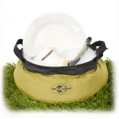 Foldable Kitchen Sink #camping gifts http://www.giftgenies.com/presents/kitchen-sink