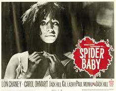 Image result for spider baby