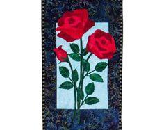 Image result for rose applique quilt patterns