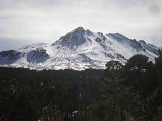 Tomada el 28-dic-2014 nuestro gran Volcan Nevado!
