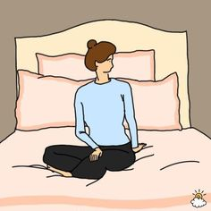 Hacer este ejercicio todas las noches antes de ir a dormir cambiará tu vida par siempre | LikeMag - Social News and Entertainment