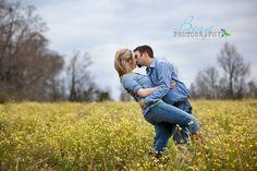 Mississippi Engagement Session - Berg Photography