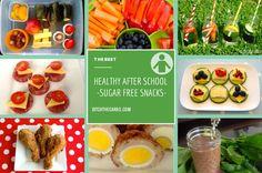 Healthy Sugar Free Snacks   ditchthecarbs.com