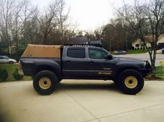 Toyota Tacoma Toyota Tacoma, Tacoma 4x4, Toyota 4runner, Toyota Camper, Toyota Trucks, 4x4 Trucks, Truck Camping, Jeep Truck, Best Off Road Vehicles