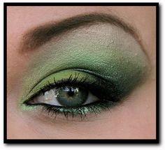 MAC Look: Pagan/Kelly Green/Chartreuse – Makeup Geek Idea Gallery
