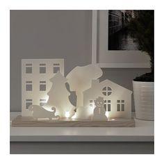 STRÅLA LED table decoration  - IKEA