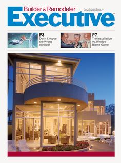 Magazine for Home Builders