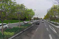 Avenue Papineau: Les eaux de pluie pour irriguer les plantes | Métro