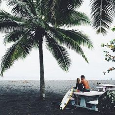 Hawaii life 808 palm trees beach life simple life serfbort almost home серф Vacaciones Gif, Photos Bff, Palm Trees Beach, Good Vibe, Hawaii Life, Jolie Photo, Beach Bum, Ocean Beach, Adventure Is Out There