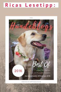 30 Hundeblogger haben sich zusammengeschlossen. Herausgekommen ist das E-Book Hundeblogs - Best of 2016. In meinem aktuellen Blogartikel gebe ich einen Kurzüberblick.