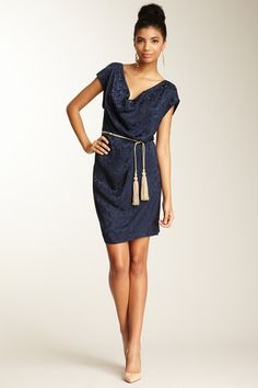 Mambo Belted Dress by Trina Turk on @HauteLook