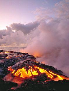 Hawaii, Big Island, Hawaii Volcanoes National Park