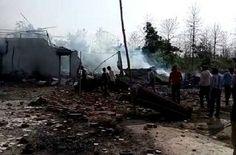 பட்டாசு தொழிற்சாலையில் தீ விபத்து: பலி எண்ணிக்கை அதிகரிக்கலாம்! #Fire #India #MadhyaPradesh #Yaalaruvi #யாழருவி http://www.yaalaruvi.com/archives/31561