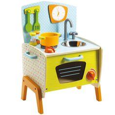 La cocinita de madera de Gaby - Djeco